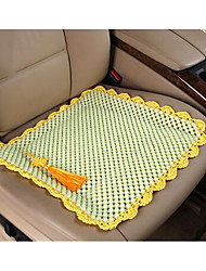 Small High-End Car Seat Cushion Resin Beads Cushion Summer Cool Cushion Pad Quartet