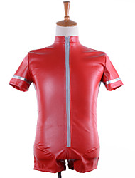 Other Male Red Cosplay Cosplay Costumes Leotard