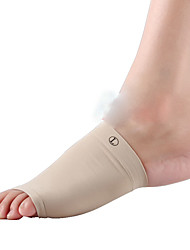 Ce coussinnet peut soulager la douleur due aux ampoules et la pression à l'avant de votre pied. Semelle Intérieures pour Silicone Gris
