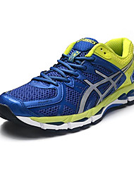 Running Shoes Asics Gel Kayano 21 Men's Trainers Running Sneakers Athletic Shoes Black Blue Green