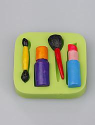 Форма помады для губной помады