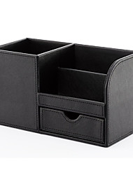 Organizer Boxes MultifunctionPU Leather