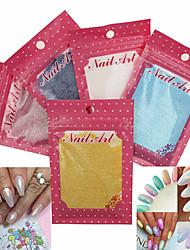 1 pcs Nail Art Decoración Las perlas de diamantes de imitación maquillaje cosmético Nail Art