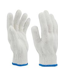 resistentes ao desgaste azul borda luvas de protecção 5 pares de venda
