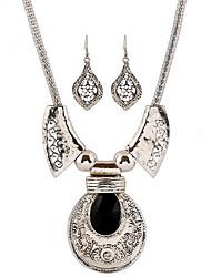 может попка Европе и Соединенных Штатах новый ретро высокого класса ожерелье камень