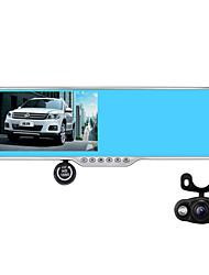 Usine OEM 5 pouces SQ Carte TF Bleu Voiture Caméra
