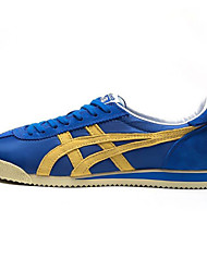 Onitsuka Tiger CORSAIR VIN Retro Casual Shoes Men's Skateboarding Shoes Dark Blue/Yellow 40-44