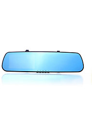 drive gravador / carro da visão gravador de espelho retrovisor noite True HD traseira