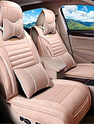 All car seat For Volkswagen Tiguan CC Golf 7 Ling Du Lavida Passat MAGOTAN linen cushion four