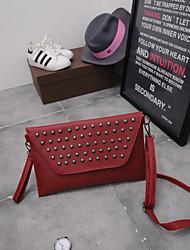 Damen PU Alltag Handgelenk-Tasche