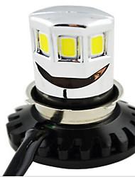 moto faro lampada ha portato la lampada retrofit 35w fari superficie emettitori di auto elettrica di potenza luce LED 6 motorino