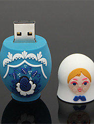 Uma boneca de usb3.0 flash drive disco flash 8gb