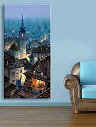 Paisagem Impressão em tela Um Painel Pronto para pendurar , Vertical