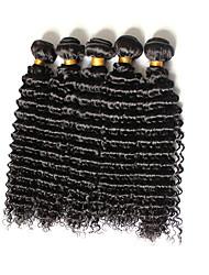 4 Stück Wogende Wellen Menschliches Haar Webarten Brasilianisches Haar Menschliches Haar Webarten Wogende Wellen