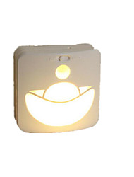 The Human Body Sensing LED Night Light Atmosphere Small Ceremony Gift Gold Ingot Lamp