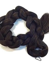 86 Box Braid Silky Straight Jumbo Braid 100% Premium Soft Kanekalon Braiding Hair