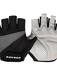 Gloves Sports Gloves Unisex Cycling Gloves Summer Bike GlovesAnti-skidding / Shockproof / Wearable / Limits Bacteria / Moisture