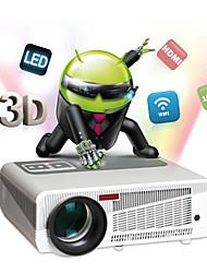 Owlenz® LED86+ LCD Heimkino-Projektor WXGA (1280x800) 2800 Lumens LED 4:3/16:9