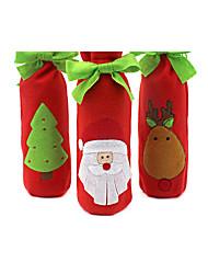 Пластик Свадебные украшения-1шт / комплект Рождество Деревенская тема Зима