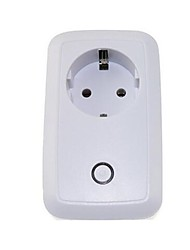 Wifi Smart Home Phone Wifi Smart Remote Socket Timed Remote Control