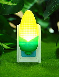 Led Energy Saving Lamp Creative Night Light Led Corn Bedside Lamp Light Control Wall Lamp