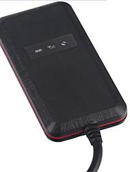 remoto por satélite del GPS del coche y moto localizador gps del coche a prueba de agua en miniatura localizador