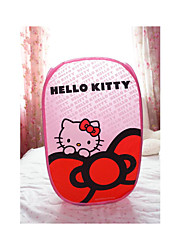 Hello Kitty Cartoon Cute Easily Bear Folding Laundry Basket Storage Basket Storage Basket Laundry Basket