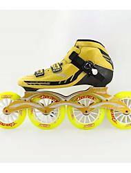 Femme-Extérieure Sport-Jaune Vert Rouge-Talon Plat-Confort-Chaussures d'Athlétisme-Synthétique