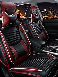 fabricants de sièges de voiture en cuir pleine 6D entouré de quatre saisons siège général housse de siège de la voiture coussin