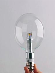 3 / 4 E26/E27 Ampoules Globe LED G80 3 SMD 3528 800 lm Blanc Chaud / Blanc Froid Décorative AC 100-240 V 1 pièce