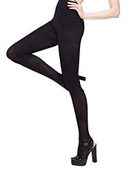 BONAS Women's Solid Color Medium Legging-S703