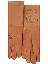 Pig Peel Welding Gloves Size8