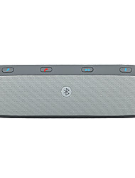 mãos-livres Bluetooth viseira carro telefone do carro pendurado telefone móvel mp3 Y184 alto-falante leitor de música estéreo Bluetooth