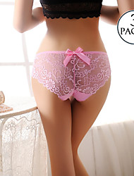 SHISHANGYOUHUO Femme Culotte Soie ice-225