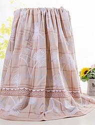 """Шерсть В соответствии с фото,С принтом Цветочные / ботанический 100% хлопок одеяла 150*200cm(59""""*78"""")"""