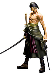 Anime Action Figures Inspired by One Piece Roronoa Zoro PVC 25 CM Model Toys Doll Toy