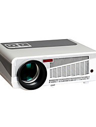 LED86+ without android OS LCD WXGA (1280x800) Projector,LED 2800 Lumens HD Projector