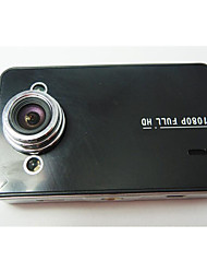 Glass Head K6000 Driving Recorder Burst Models 720P Pixel Wide Angle Vehicle Traveling Data Recorder 2.5