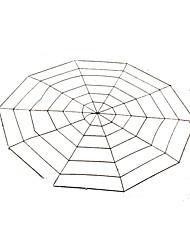 Pour Halloween Blanc / Noir Térylène Accessoires de Cosplay Halloween