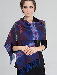 Alyzee  Women Wool ScarfFashionable Jewelry-B5063