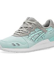 Asics Gel Lyte III Womens Running Trainers Sneakers Athletic Tennis Shoes Blue Brown