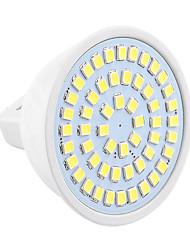 5W GU5.3(MR16) Faretti LED MR16 54 SMD 2835 400-500 lm Bianco caldo / Luce fredda Decorativo 9-30 V 1 pezzo