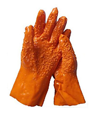 Anti Oil Anti Slip  Industrial   Protective Gloves (Two Pairs Packaged for Sale)