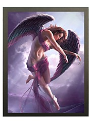 3D Lenticular Arts Angel Warriors