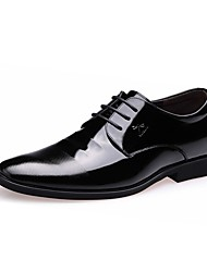Westland's Men's Oxfords/Comfort Leather/For Business/Simple Style/Office & Career/ Casual Dress/Black