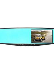 jelee L9000 4,3-Zoll-Doppelobjektiv Weitwinkel-Rückspiegel hd Vision Recorder