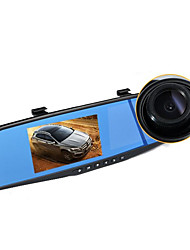 4.3 Inch 170 Degree Wide-Angle Mirror HD Mirror Driving Recorder