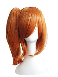 Cosplay Wig Single Horsetail Escaping LoveLive Blended Wig High Sakaguchi Spike is Fruit Cos 16 Inch