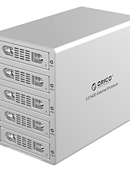 Orico/Theory 3559 Susj3 Start External Storage Tank 5 Disk A Sata Hard Disk Box Of 3.5 Random Color