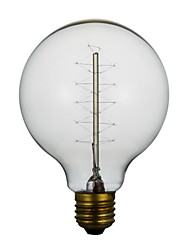 40W E27 Edison Retro Light Bulb ST64 G95(220-240V)